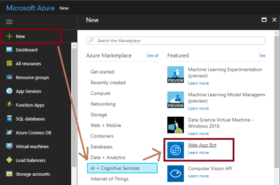 Create and Connect a Chatbot With Azure Bot Service - DZone AI