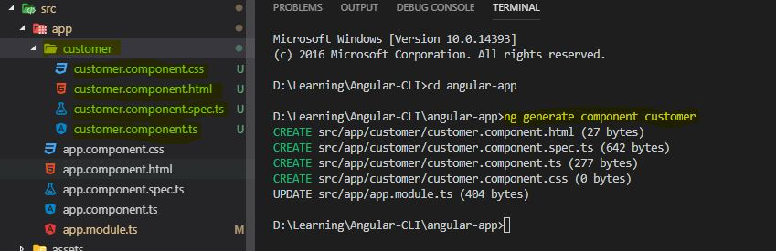 Getting Started With Angular 6 Using Angular CLI – Part Two